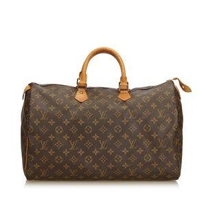 Louis Vuitton Bags - Louis Vuitton Monogram Speedy 40
